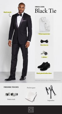 Decoding Dress Codes? Get Smart with The Black Tux ...