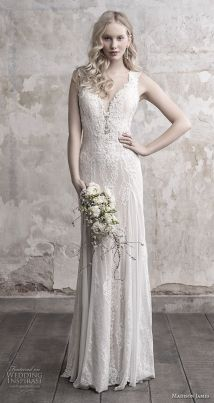 Madison James Fall 2018 Wedding Dresses Inspirasi