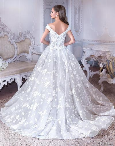 Platinum by Demetrios 2019 Wedding Dresses | Wedding Inspirasi