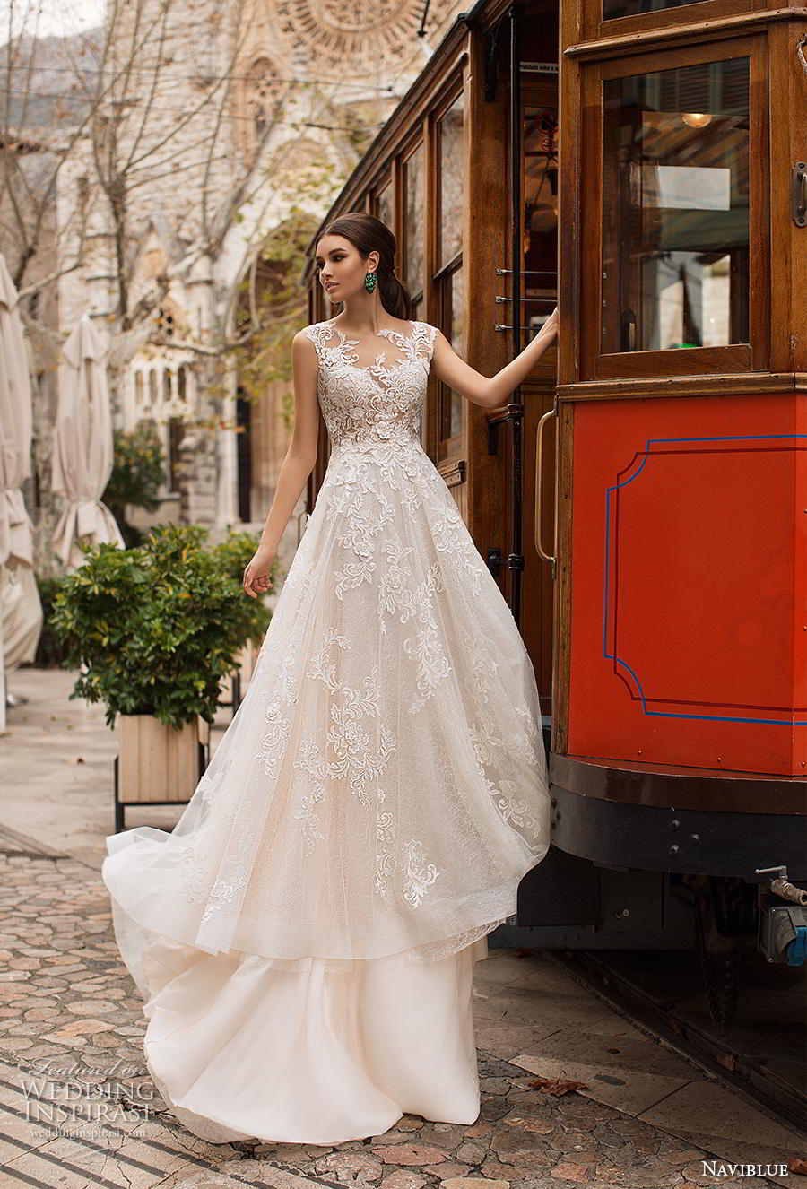 Naviblue 2019 Wedding Dresses Dolly Collection Crazyforus