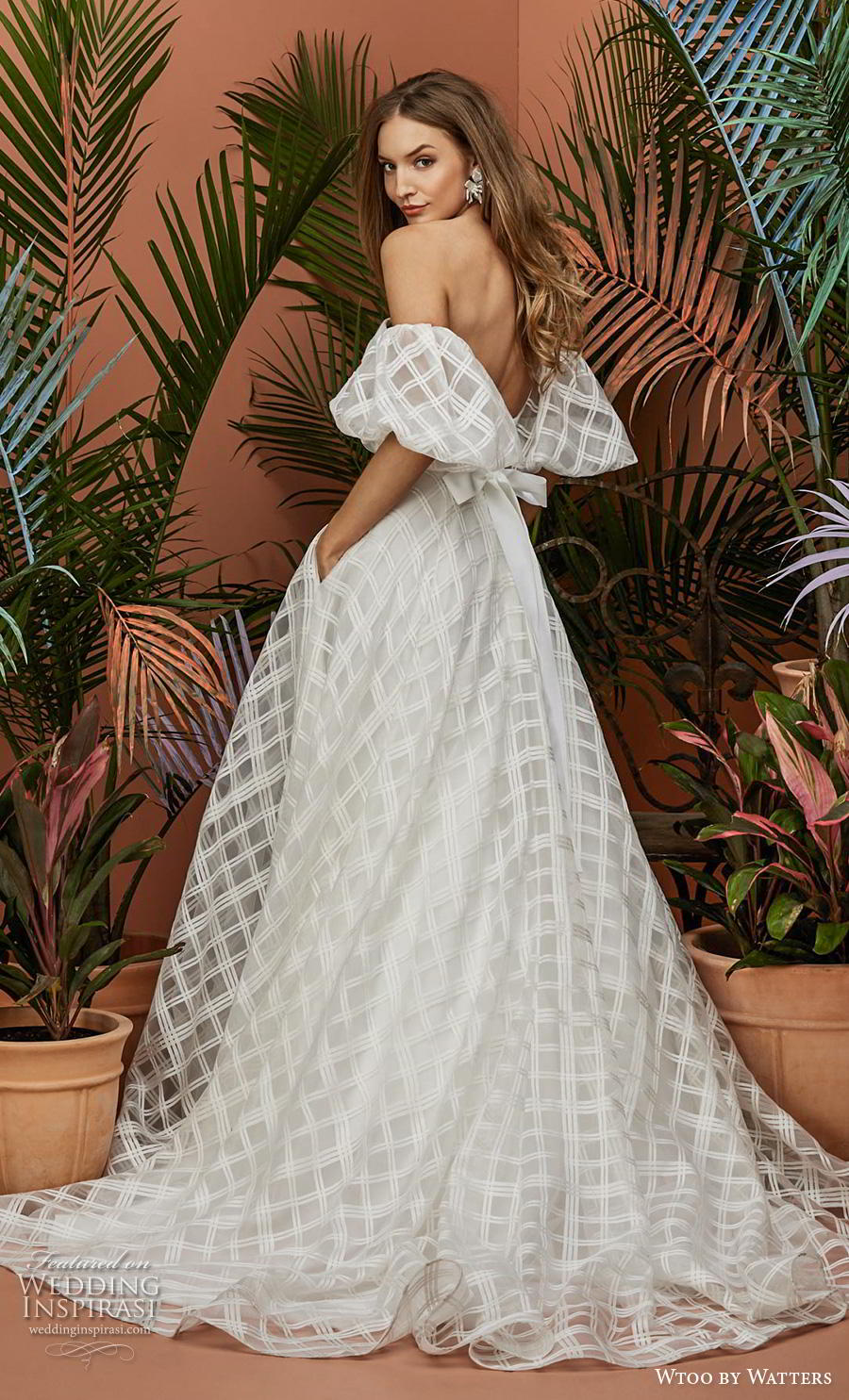 Wtoo by Watters Fall 2018 Wedding Dresses  At First