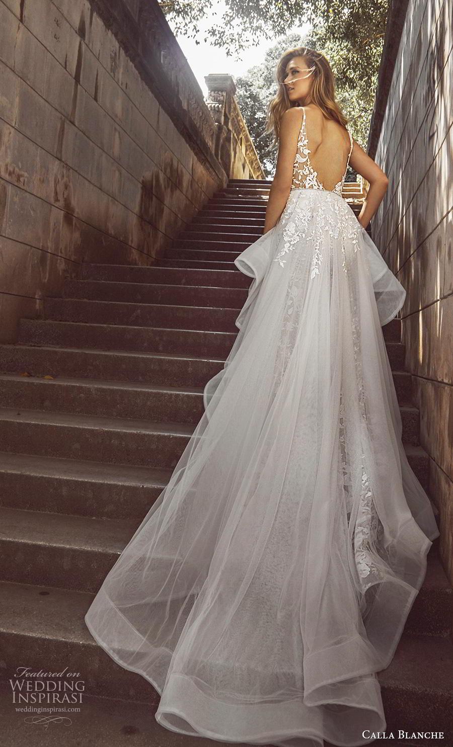 Lamour by Calla Blanche Fall 2018 Wedding Dresses  Wedding Inspirasi