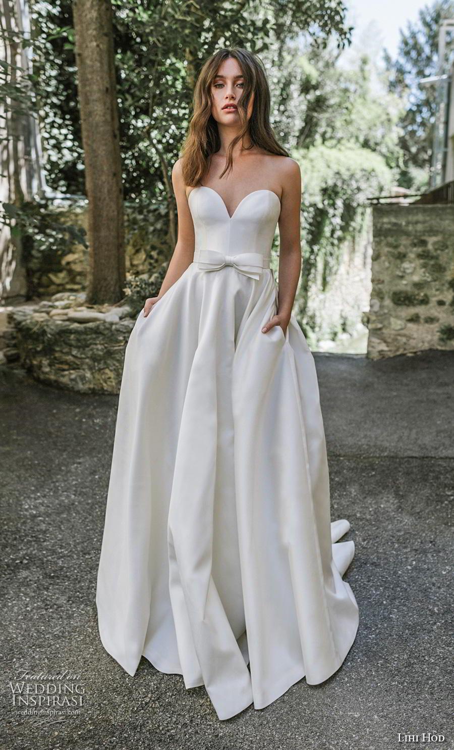 Lihi Hod 2019 Wedding Dresses Secret Garden Bridal