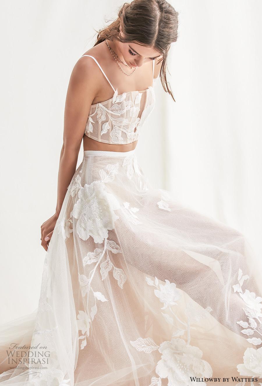 Willowby by Watters Spring 2019 Wedding Dresses  Wedding Inspirasi