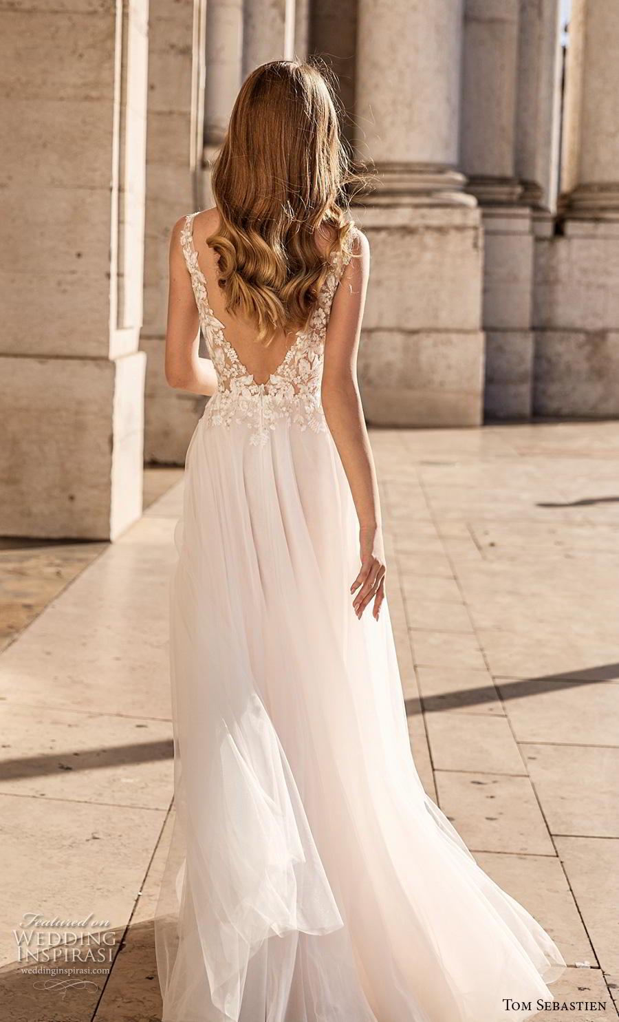 Tom Sebastien 2019 Wedding Dresses Lisbon Bridal