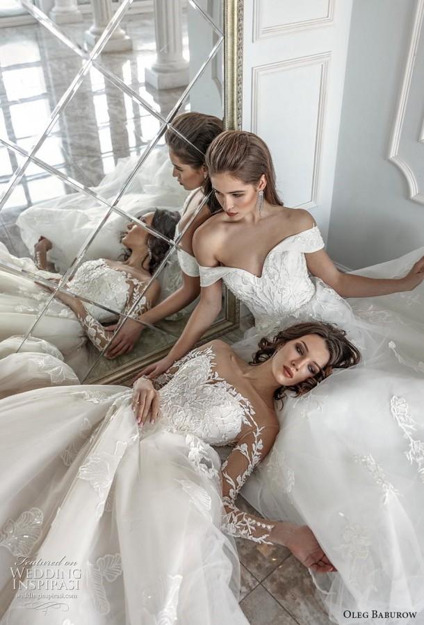 oleg baburow 2019 braut hochzeit inspirasi vorgestellten hochzeitskleider kleider und sammlung