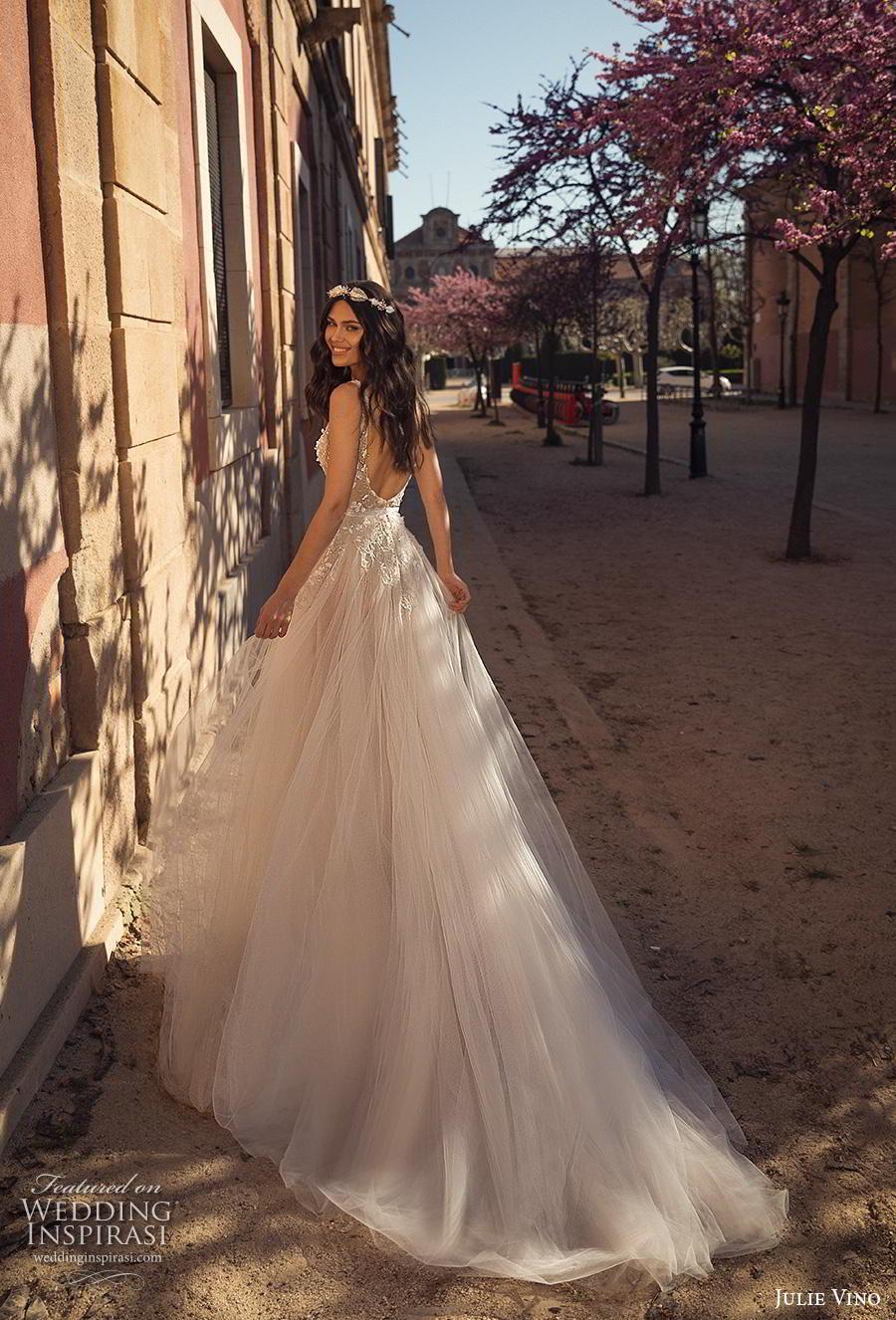 Julie Vino Spring 2020 Wedding Dresses  Barcelona