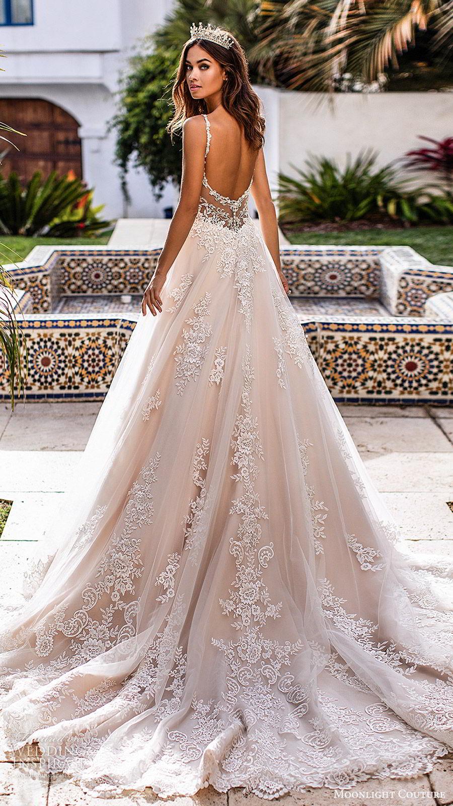 Moonlight Couture Fall 2019 Wedding Dresses Wedding