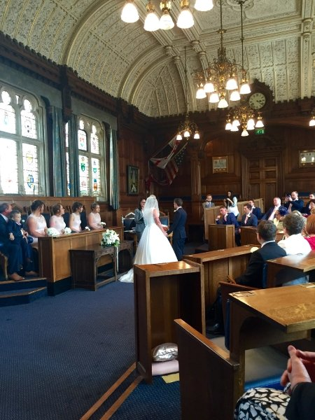 wedding chair covers burton on trent table and chairs toys are us town hall ceremony venues in upon chambers
