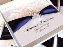 Luxury Snowflake - Wedding Invitation Gallery