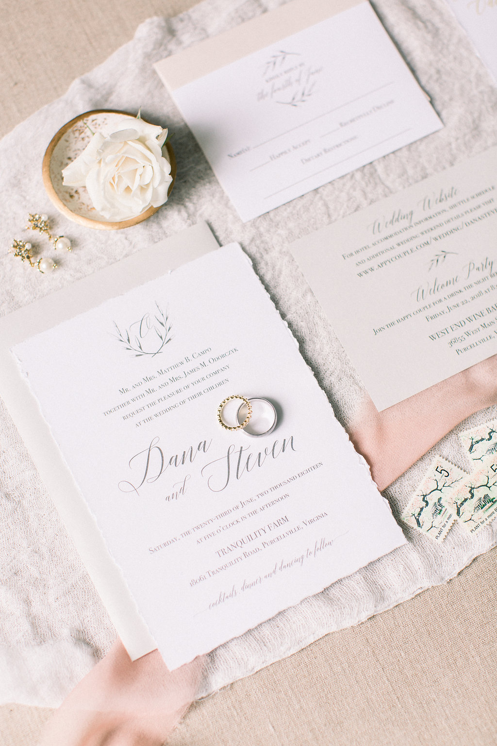 Staccato  Distinctive Stationery for Noteworthy Events
