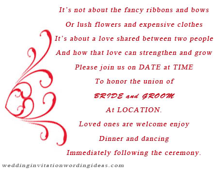 Unique Wedding Quotes For Your Invitation Or