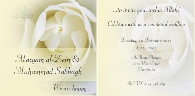 Cheap Wedding Reception Invitations