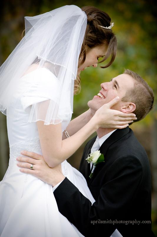 LDS Bride and Groom  LDS Wedding Planner