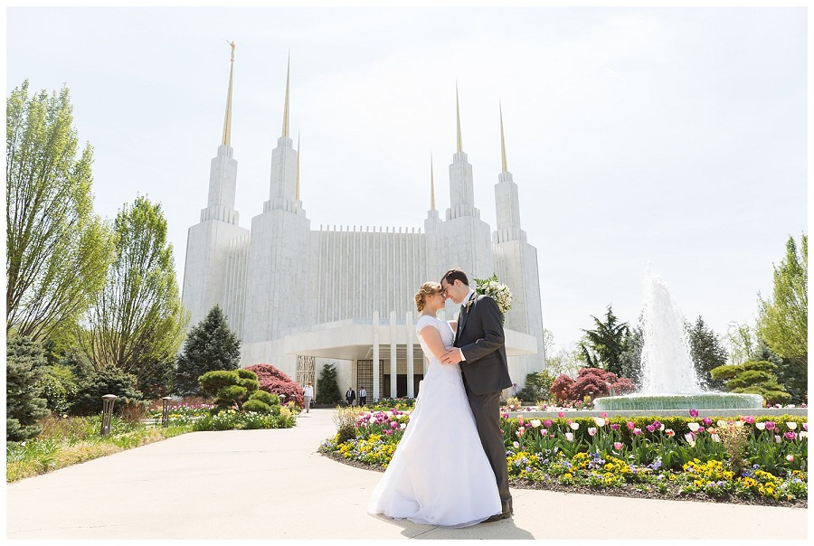 Real LDS Weddings LDS Wedding Planner