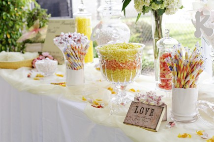 wedding cake budget tips for LDS receptions