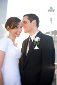 LDS Bride, LDS Temple, LDS wedding, LDS Groom, Modest Wedding Dress