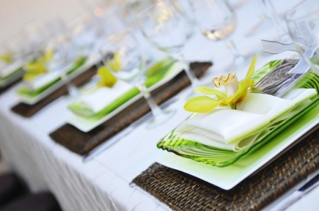 ideas for napkin folding