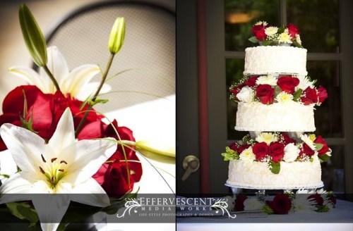 Cake Design for LDS Wedding receptions
