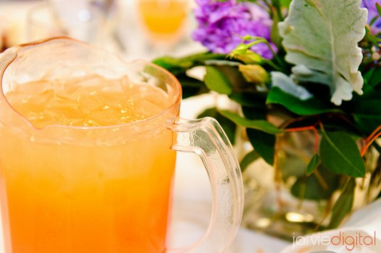 Non-alcoholic drink ideas for receptions