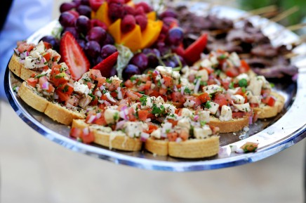 Wedding Reception Appetizers and Hors d\'oeuvres – LDS Wedding ...