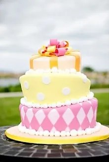 Unique Wedding Cakes for LDS wedding receptions