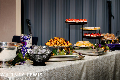 LDS Reception Buffet