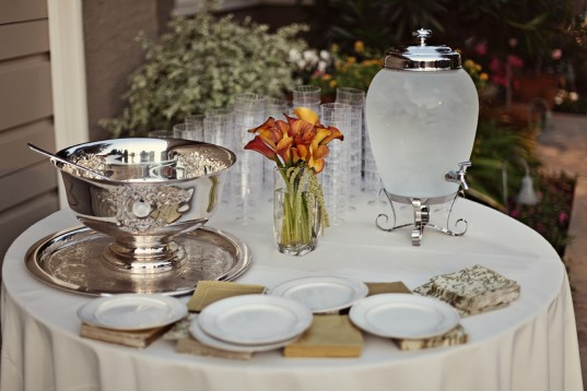 DIY Drink Service at Your Wedding Reception  LDS Wedding Receptions