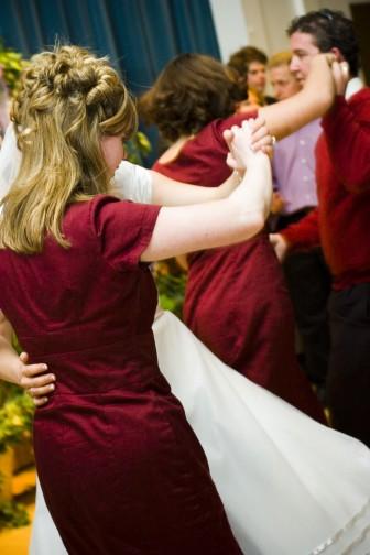 dance songs for LDS attendants