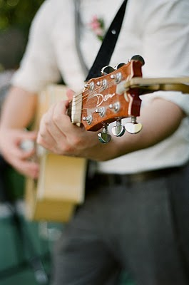 Live guitar music for LDS weddings