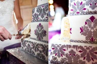 shapes of LDS wedding cake