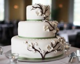 Shapes for Wedding Cakes