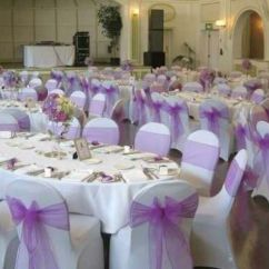 Chair Covers Party Hire Double Recliner Stylish Event In Scotland Cover Rates
