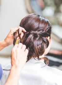 Half up Wedding Hairstyles, Plaits & Braids - Wedding Make ...