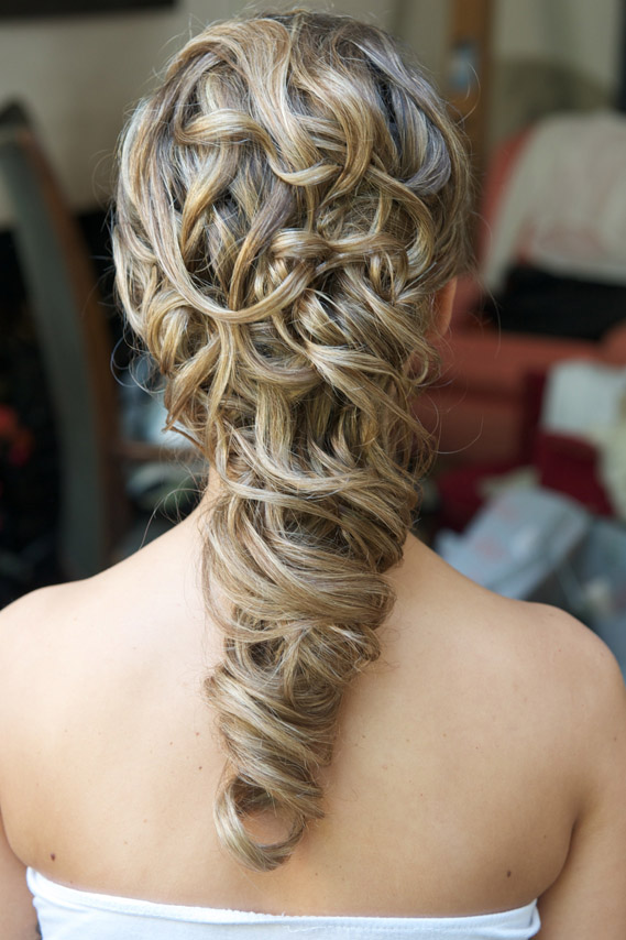Half Up Styles Amp Plaits And Braids Wedding Make Up And