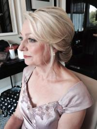 Art Deco Vintage Bridal Hair & Makeup: Bride & Mother of ...