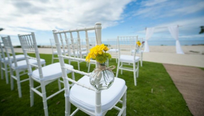 chair cover hire mornington peninsula old fashioned birthing chairs wedding event marquee the atmosphere and beauty of appeals to many couples having an outdoor ceremony offers a less formal environment than