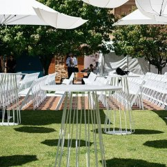 Chair Cover Hire Mornington Peninsula Folding Beach Chairs Uk Bar Table Trestle