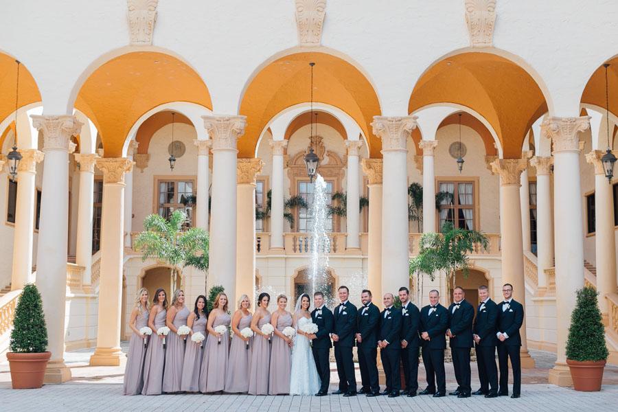 Coral Gables Congregational Church Wedding  Fine Art