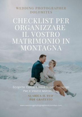 Organizzare Il Matrimonio In Montagna