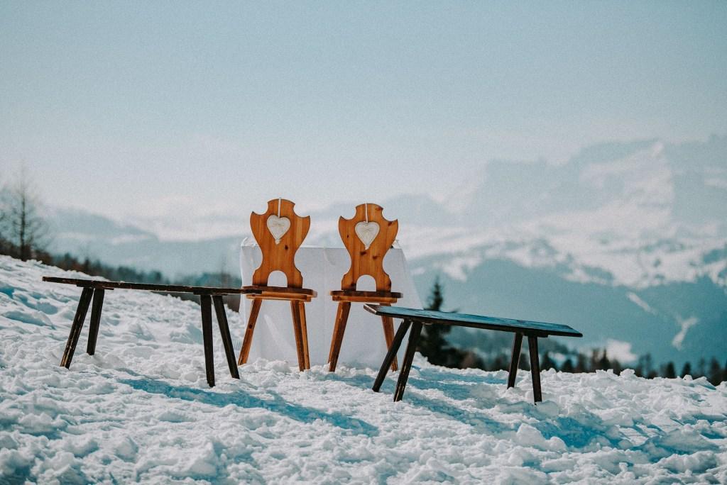 Matrimonio Invernale Santa CroceHeilig Alta Badia