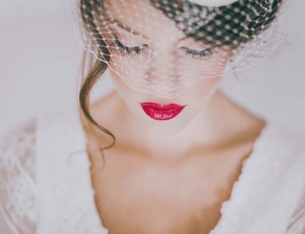 Beautiful Bridal Portrait.