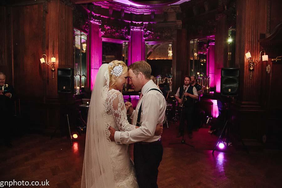 wedding disco Thornton Manor