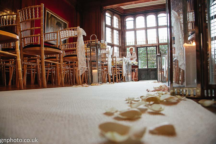 Thornton Manor ceremony room