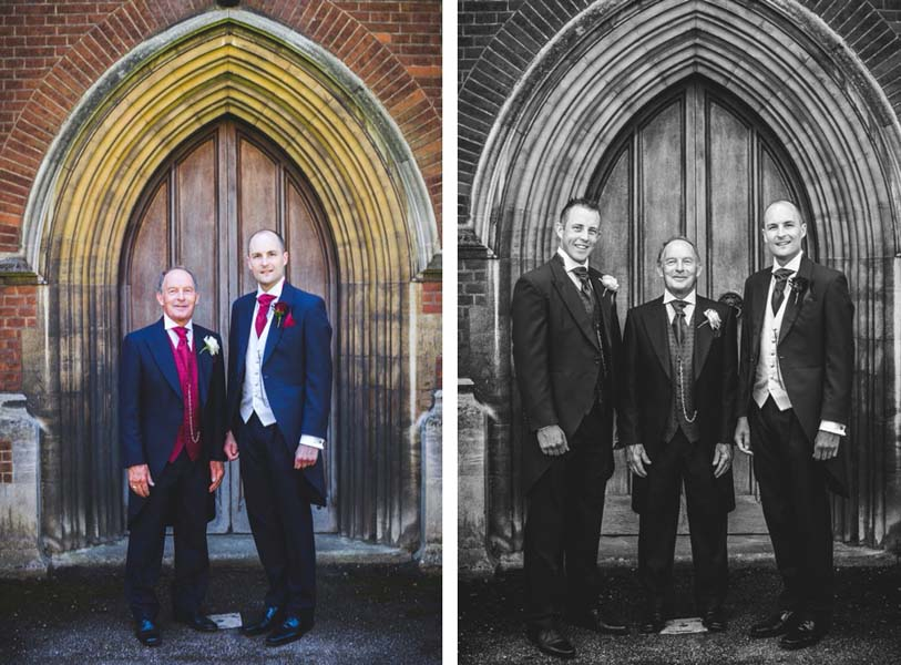 Grooms men in Sevenoaks