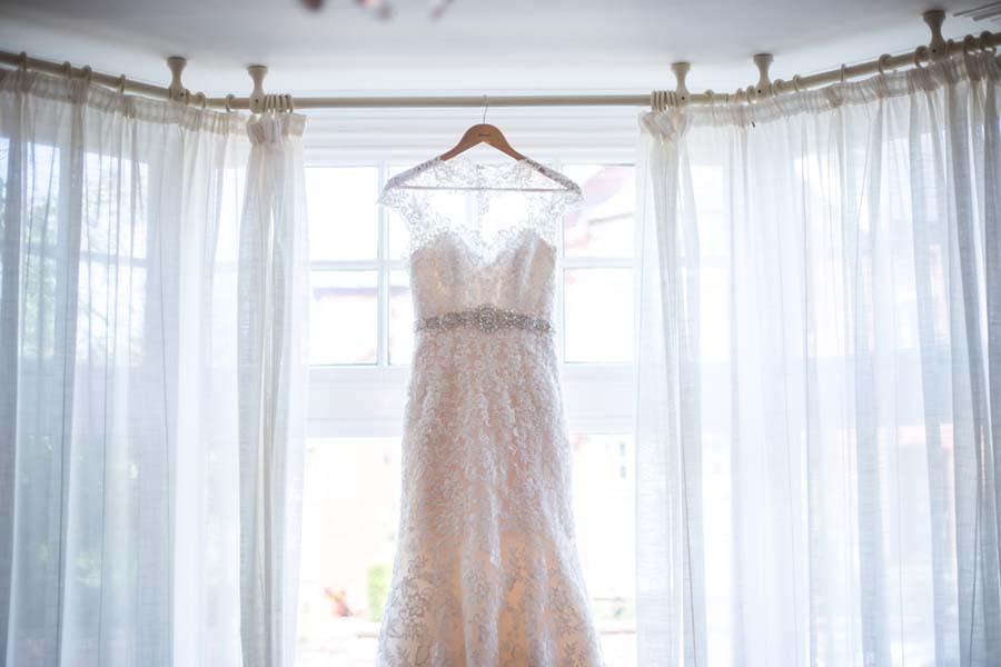 wedding dress shot by Shelby Ellis