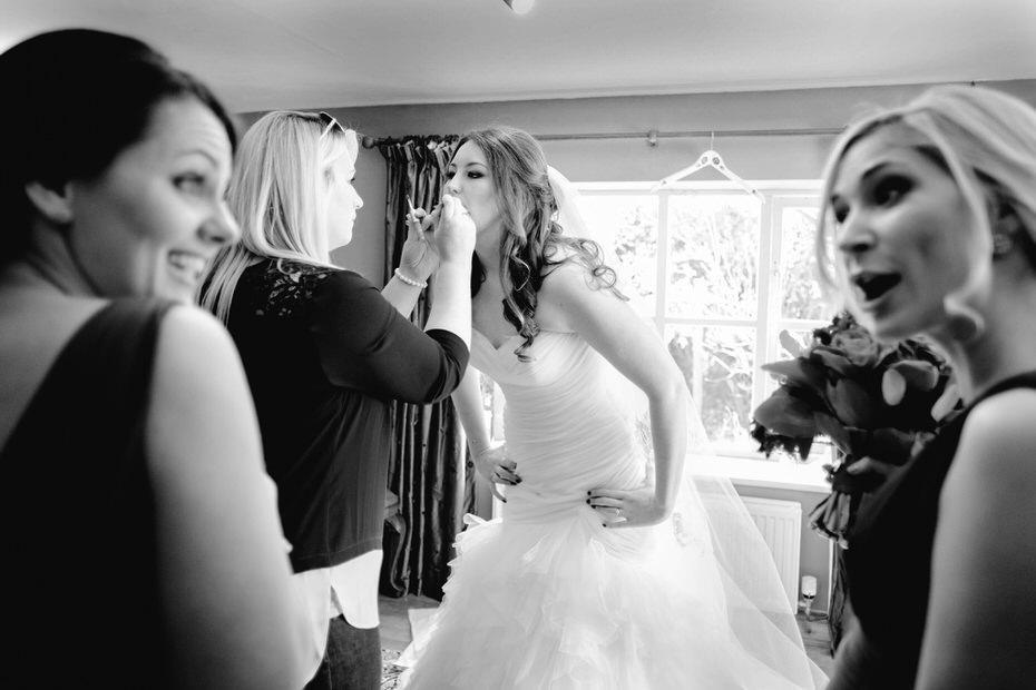 Wedding Photographer Dorchester Linus Moran