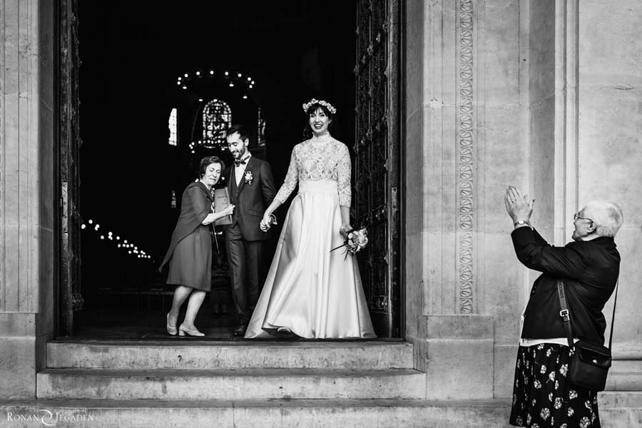 wedding photographer paris ronan Jégaden
