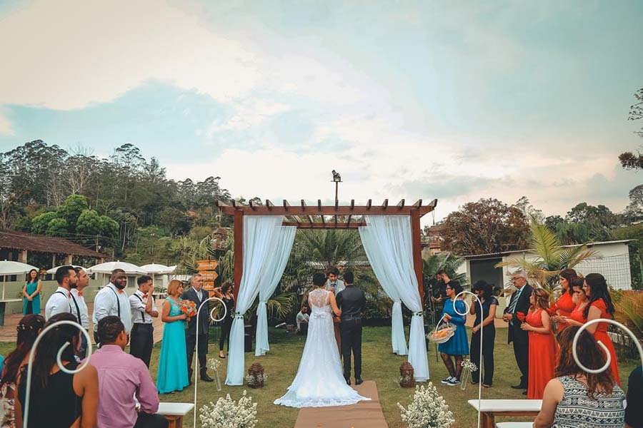 share wedding photos