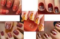 Wedding nail art designs for indian Bride, images, Photos ...